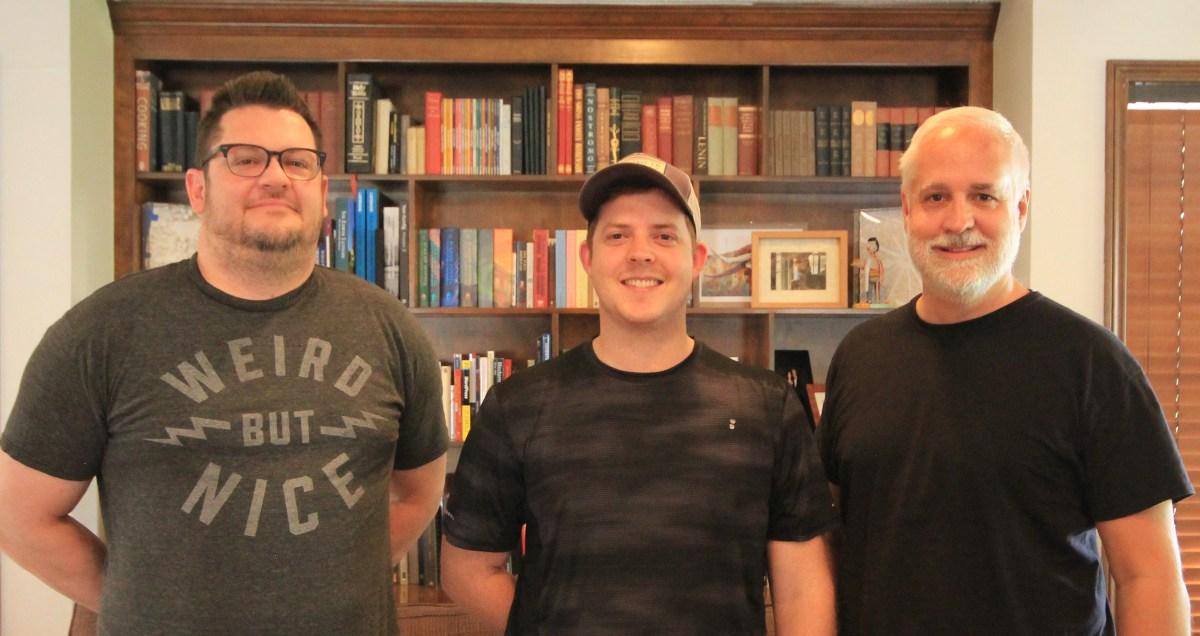 Bob Borson, Landon Williams, and Andrew Hawkins - Life of an Architect Podcast