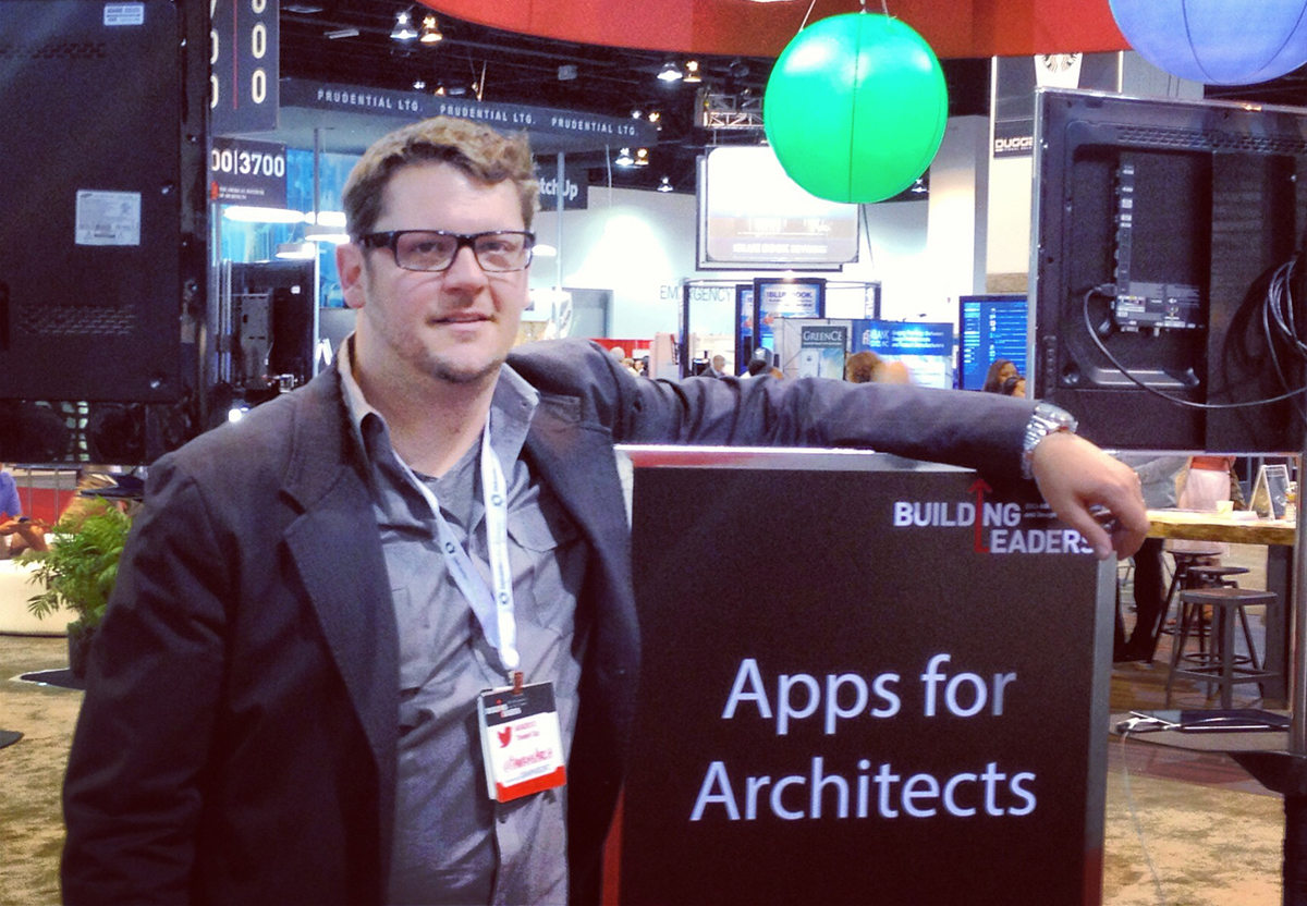 Andrew Hawkins, AIA Th App Man
