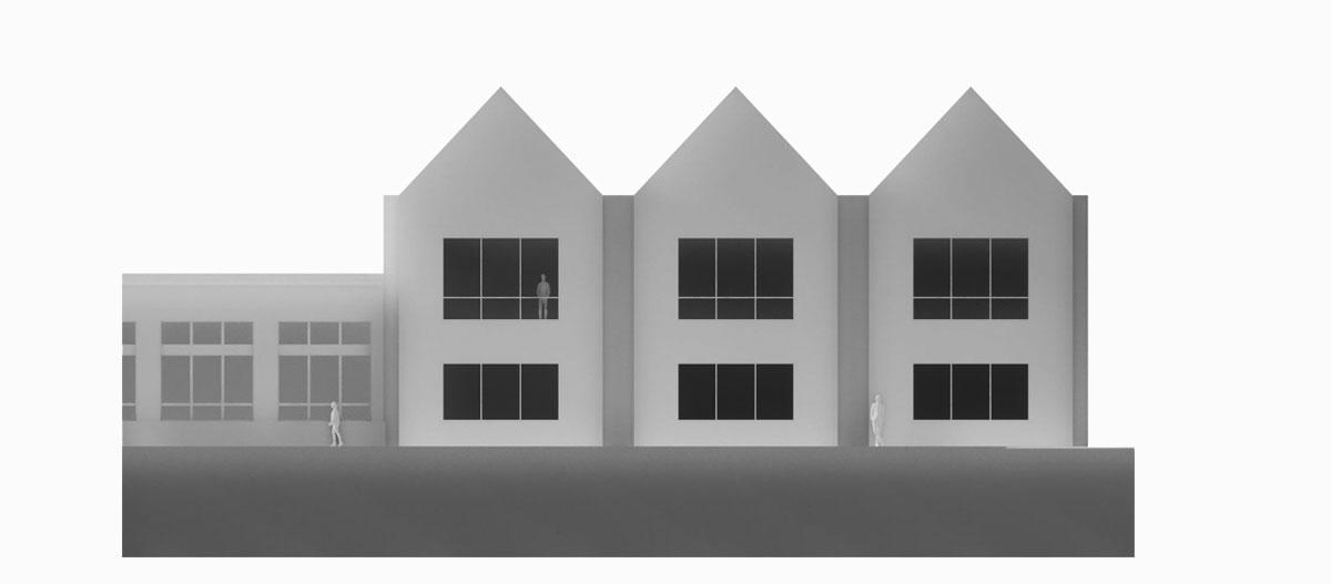 Sketching up a solution - Enscape Model