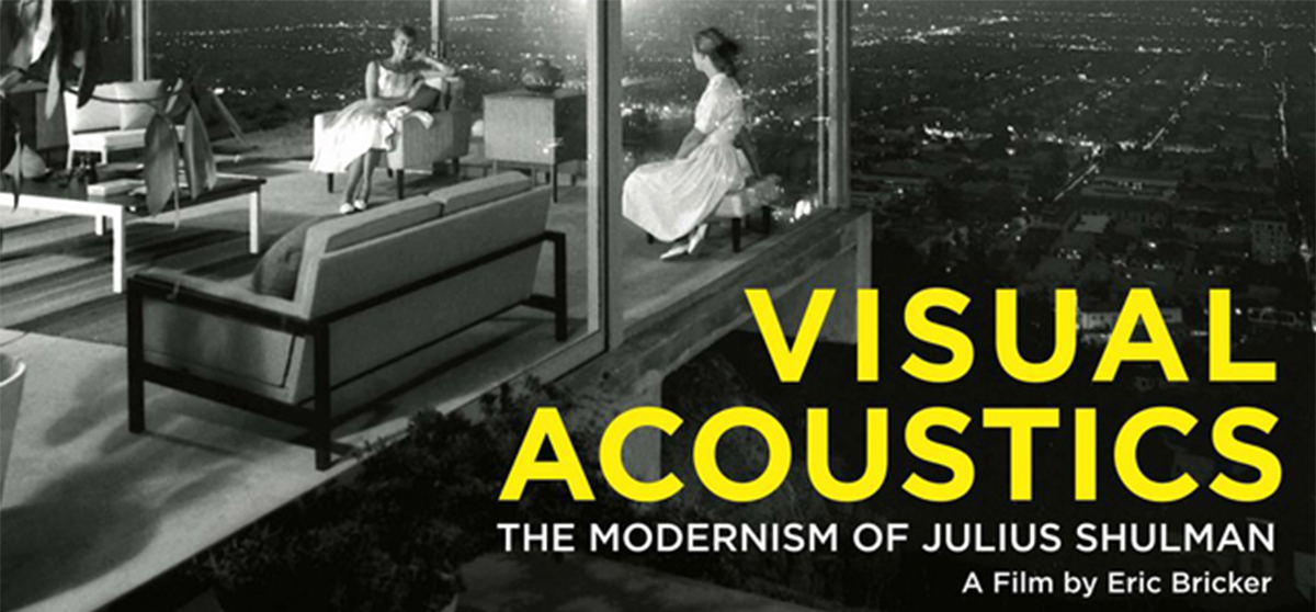 Visual Acoustics Julius Shulman