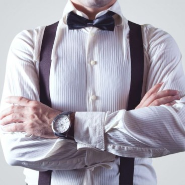 Classic Architect Bow Tie