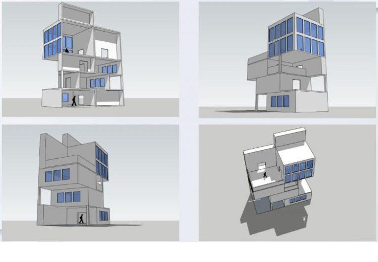 End of Architecture School Semester: COVID-19 Edition
