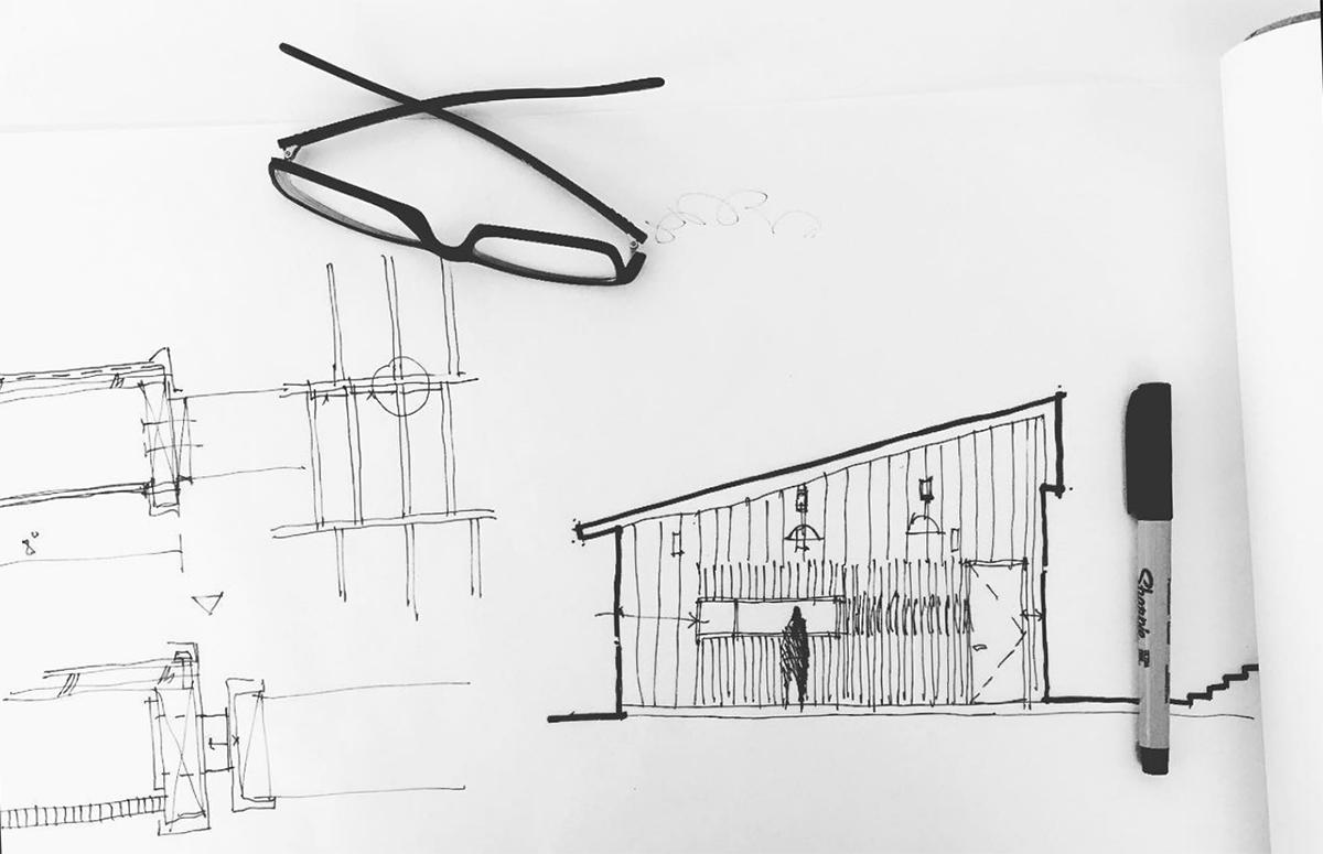 How to sketch like Bob Borson