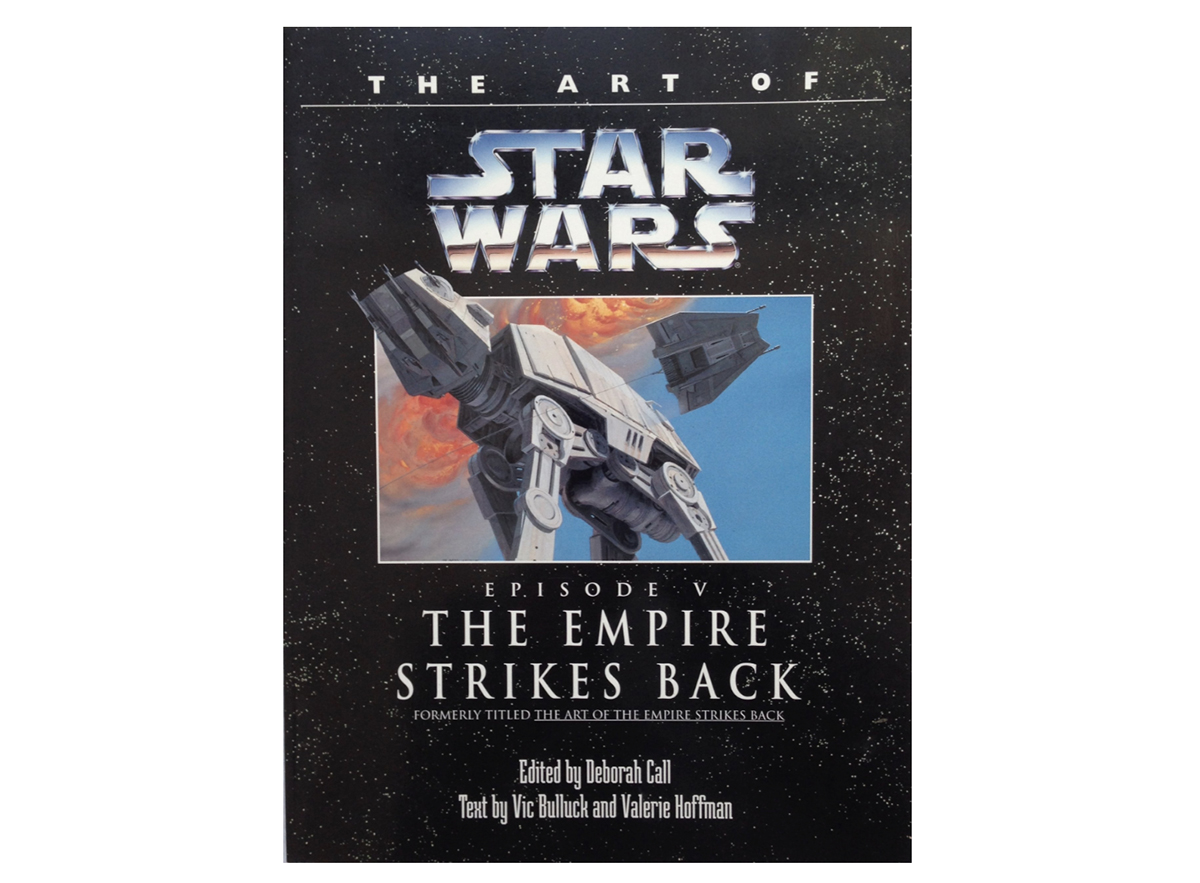 The Art of Star Wars - The Empire Strikes Back