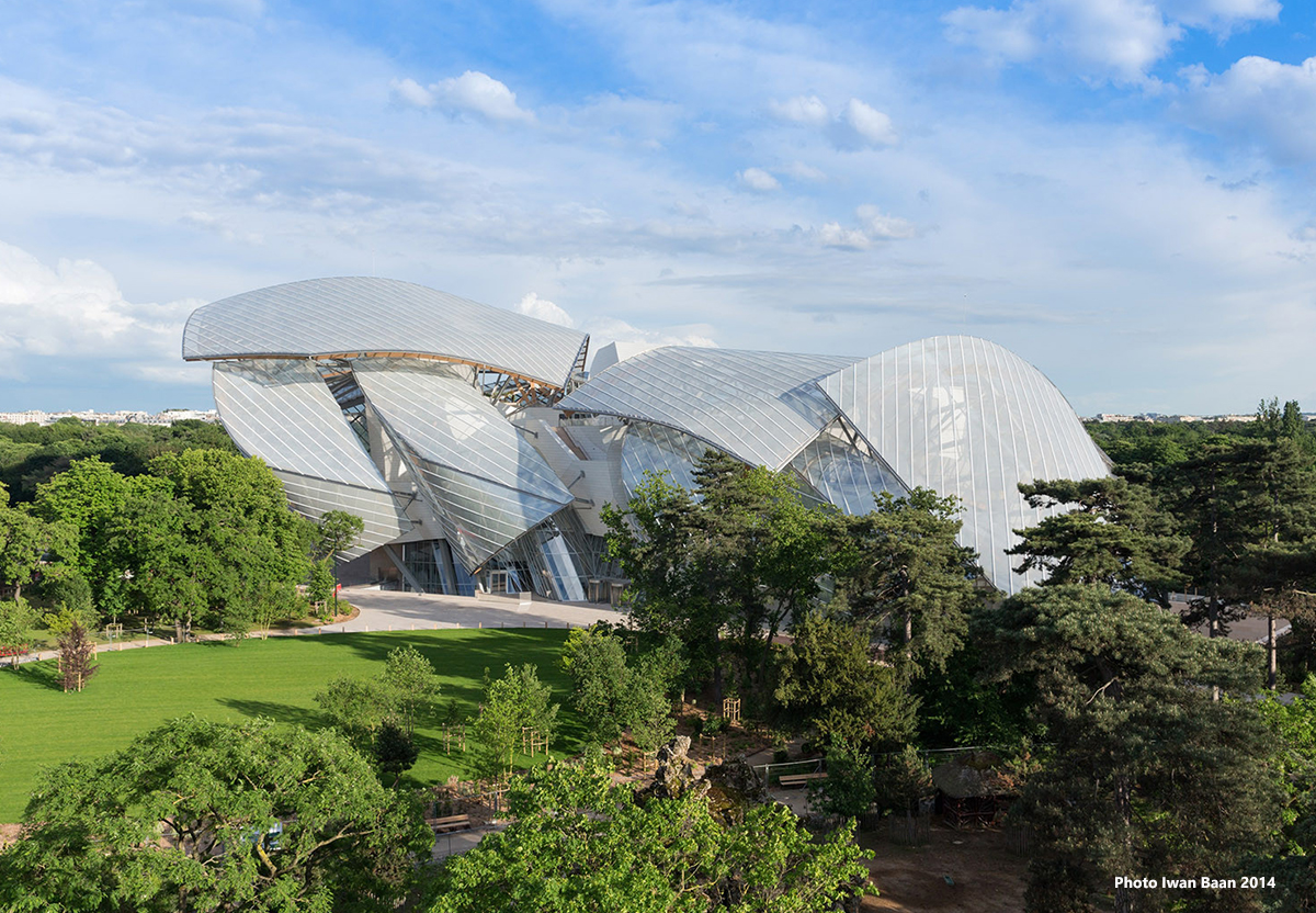 Gehry - Loius Vuitton Foundation