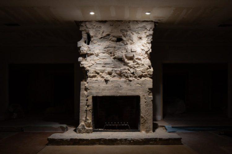 Fireplace Renovation – The Long Haul
