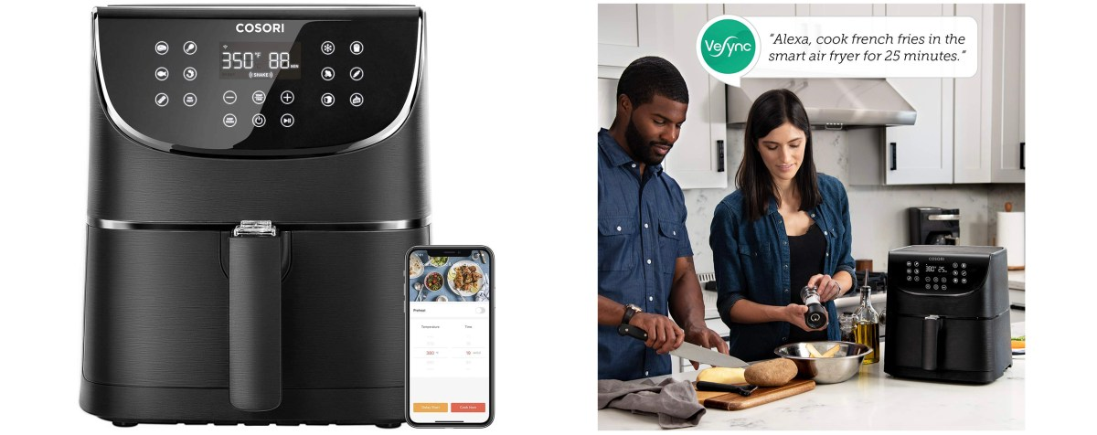 Cosori Smart Air Fryer - Gifts for Architects