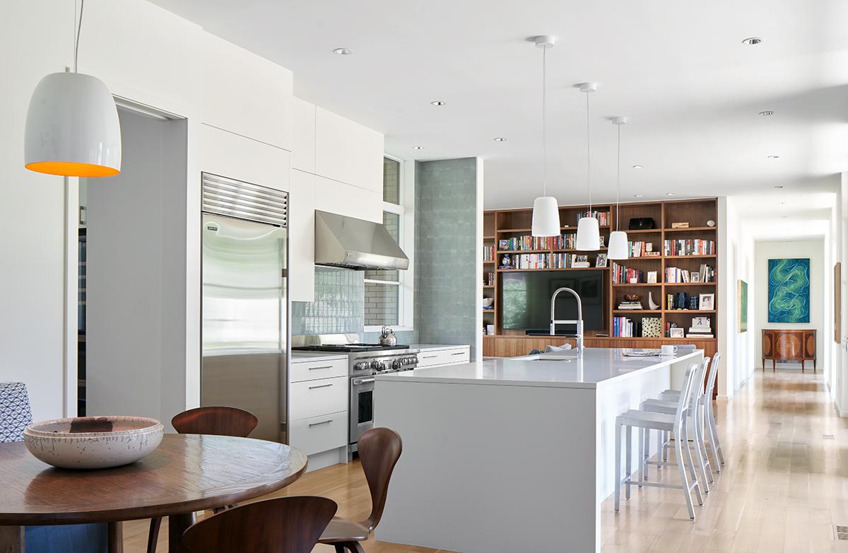 Modern Kitchen - Dallas Architect Bob Borson