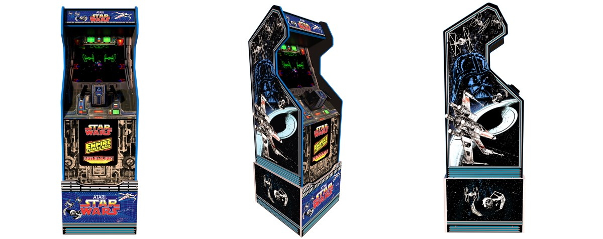 Arcade1Up Star War Console - Gifts for Architects