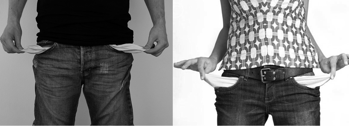 Empty Pockets For Unpaid Internship Positions