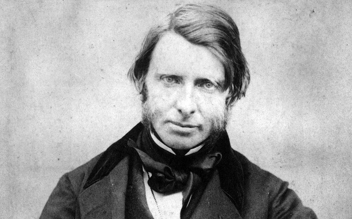 John Ruskin - English Art Critic, Socialist, and Genius