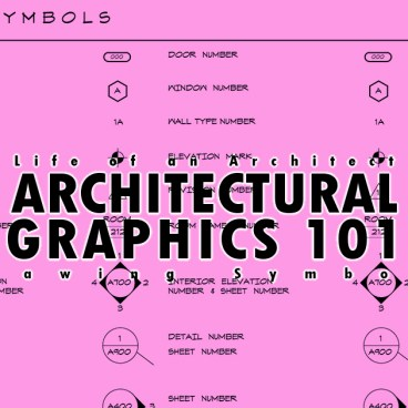 Architectural Graphics 101 symbols