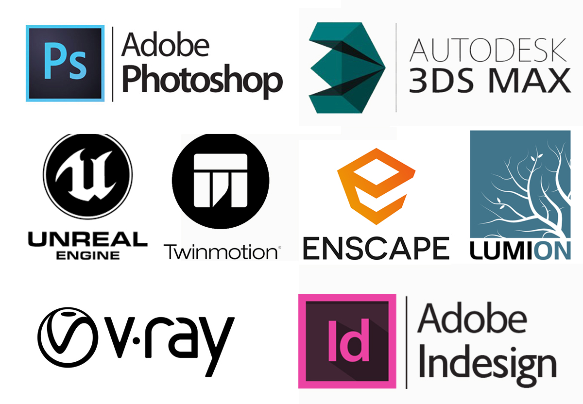 Architecture Post Production Software