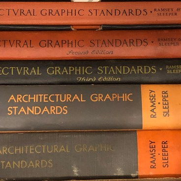 Andrew Arch Graphic Standards Editions