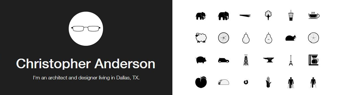 The Noun Project - Chris Anderson
