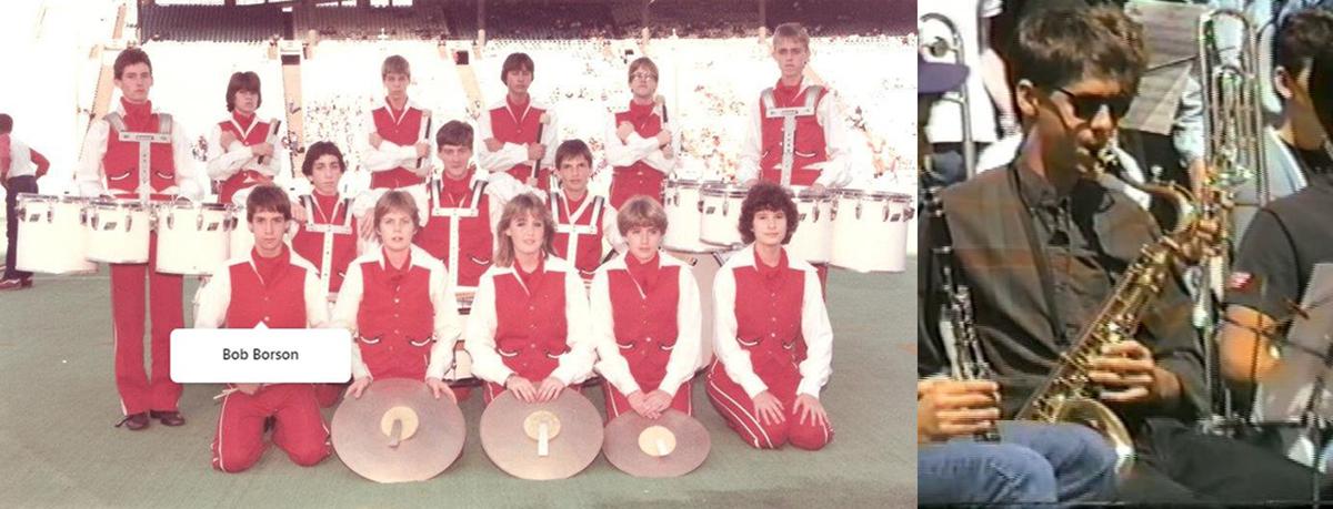Bob Borson High School Band