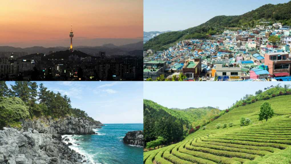 The 10 Best Weekend Trips In South Korea Life Of Brit
