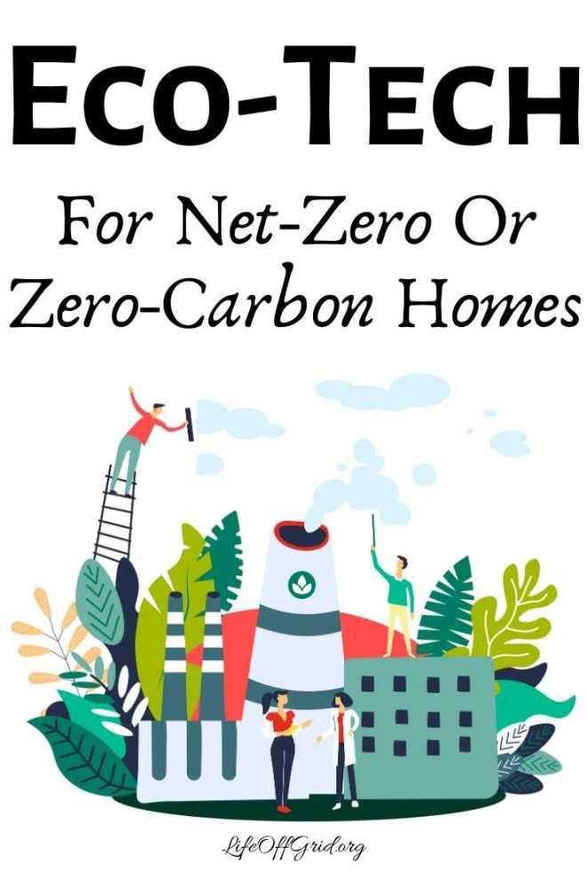 Net-Zero Homes