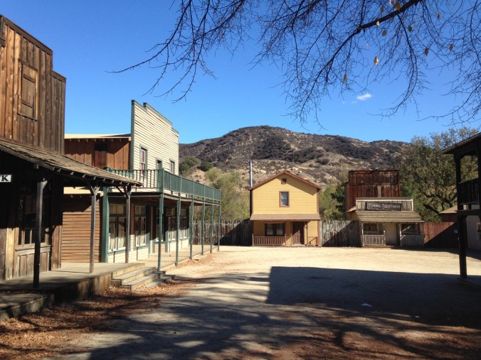 Paramount Ranch is still used as a film set but not as much as in its' heyday. It's free to visit. Photo by edward stojakovic on Flickr. https://creativecommons.org/licenses/by/2.0/