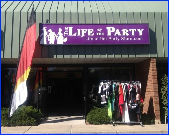 Fort collins, costume,s life of the party, wigs, hats, makeup, Cosplay, halloween costume, Halloween decorations, adult Halloween costume, couple costume,