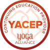 Yoga Alliance Continuing Education Provider YACEP
