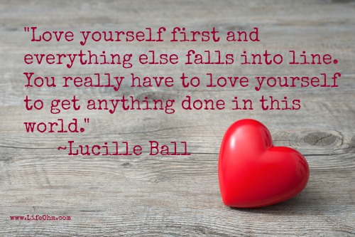 Quotes About Loving Ourselves