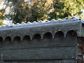 Our shed roof