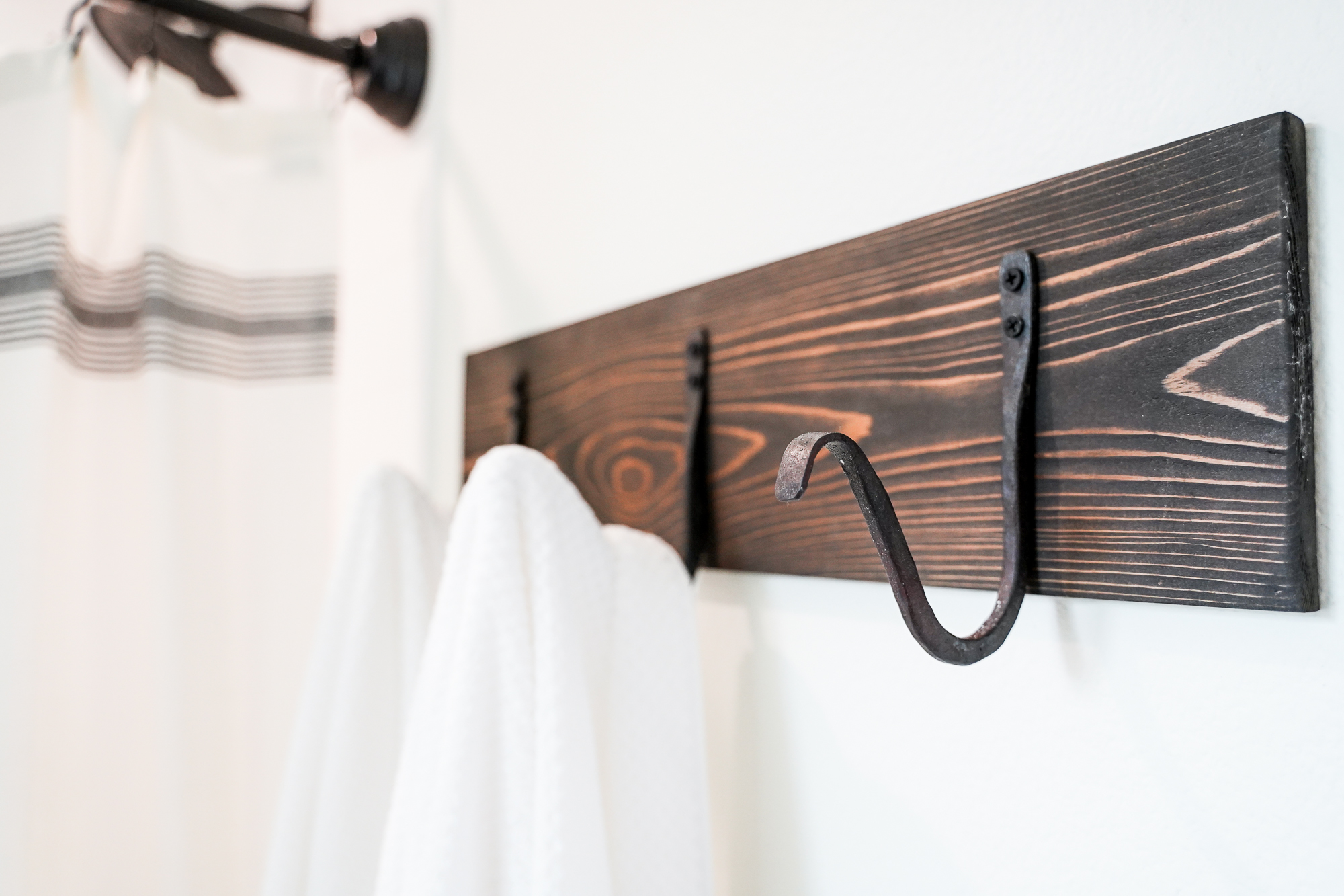 Diy Towel Hooks Life On Beacon