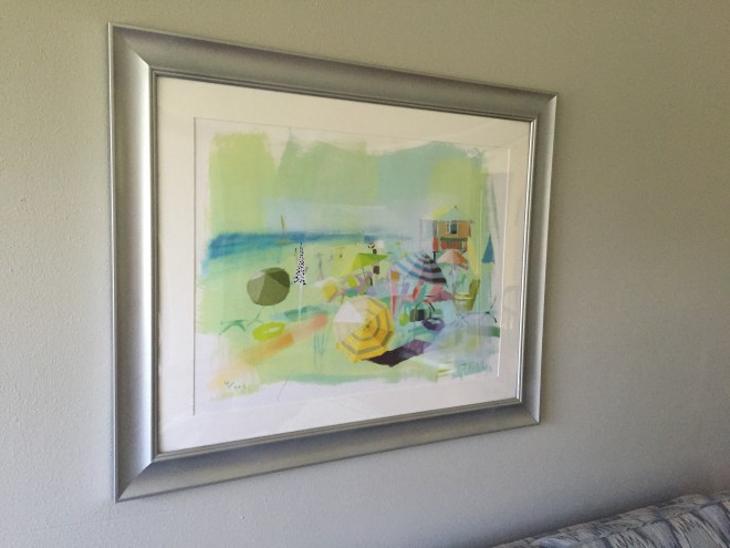 Matted Frame for less 2