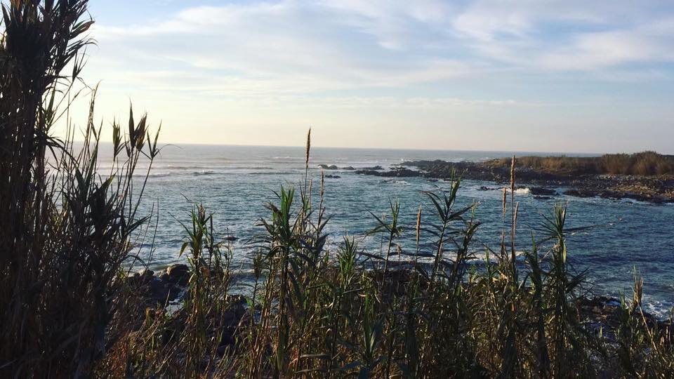 galicia, hike, sunset