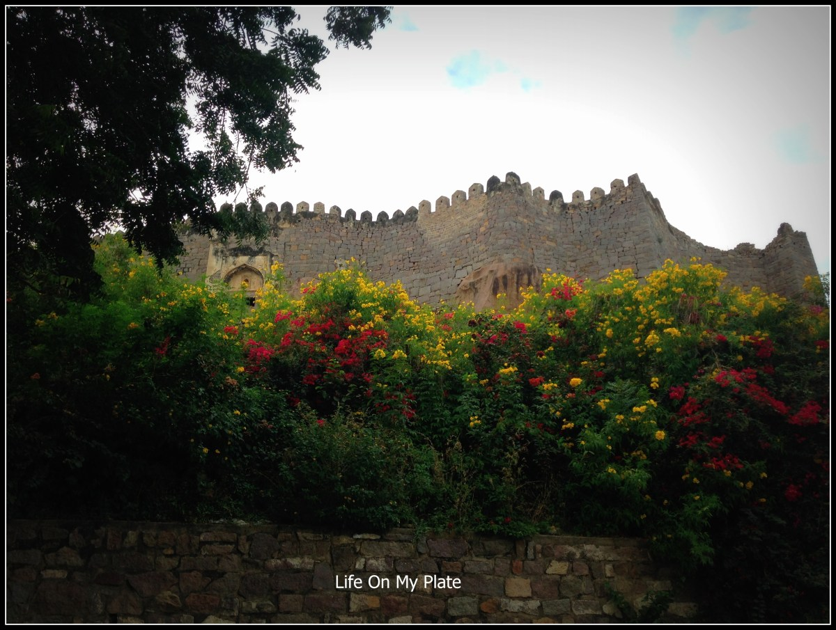 A Walk in the Ruins of the Golconda Fort