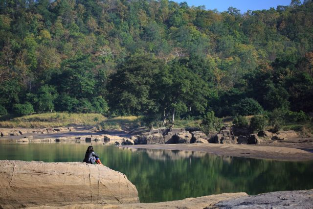 Solitude in Satpura