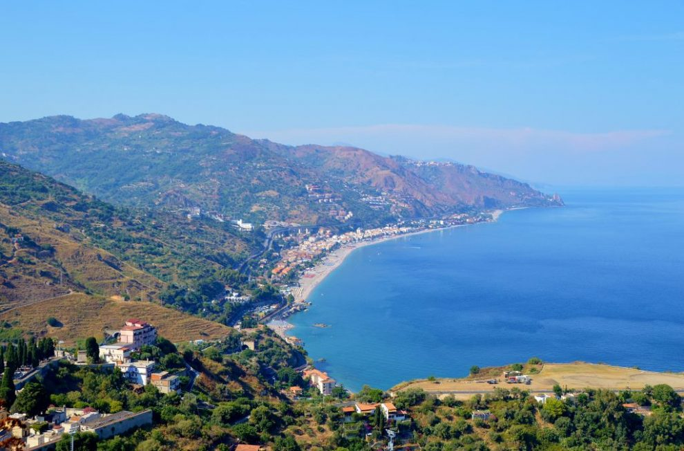 Taormina. How to get there and when to visit