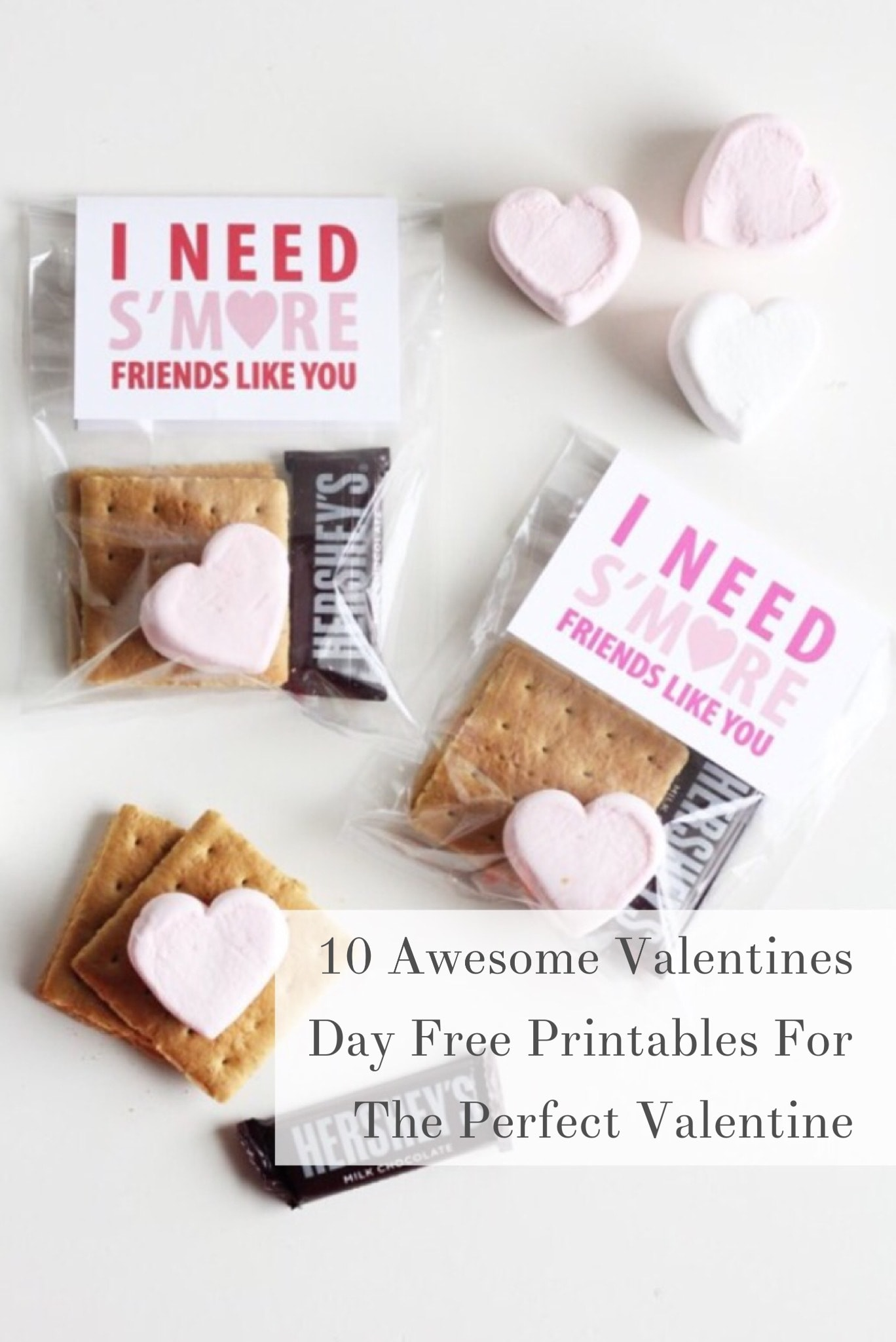 10 Awesome Valentine's Day Free Printables For The Perfect Valentine