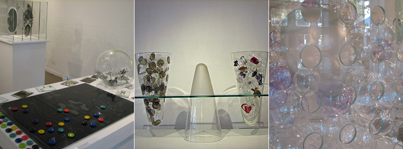 Glass Artists Gallery Glebe - exhibition by Maureen Cahill