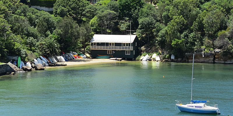 Sirius Cove to Taronga Zoo