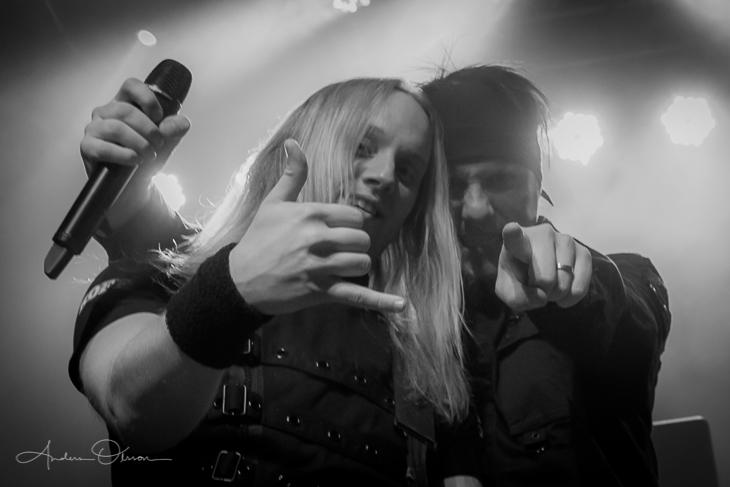 Olof & Jake E - Amaranthe