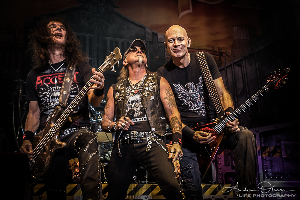 Accept - Peter Baltes. Mark Tornillo, Wolf Hoffmann