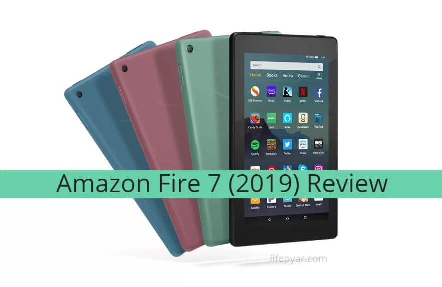 Amazon Fire 7 (9th Generation) Review [2020]