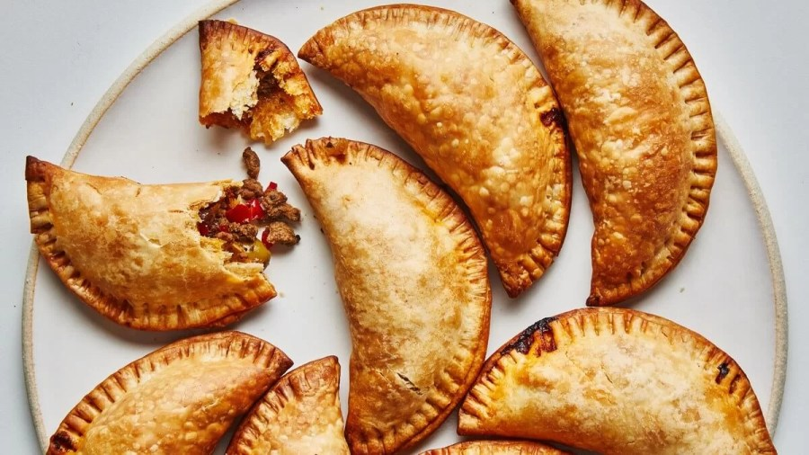 1. Empanadas - Top Cheapest Foods In The World