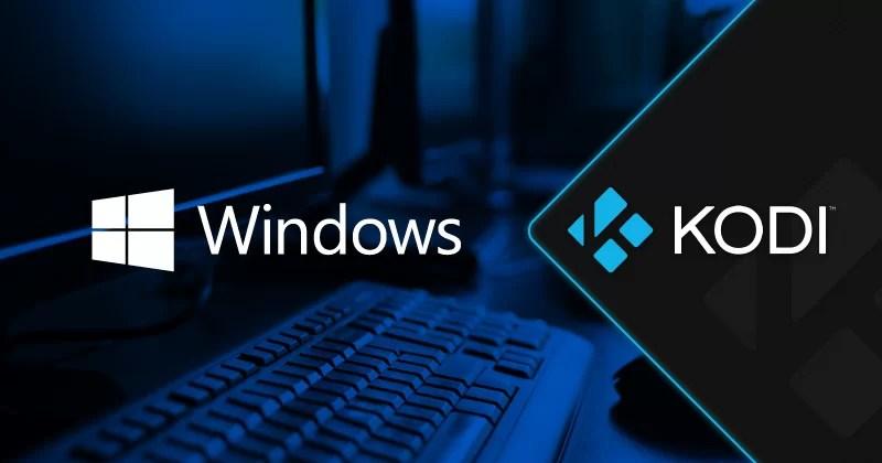 How to Install Kodi on Windows PC/Laptop?