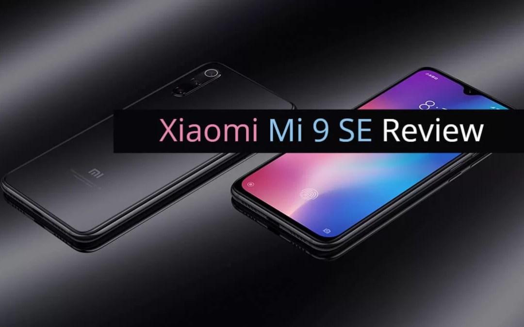 Xiaomi Mi 9 SE Review | Slim and Powerful