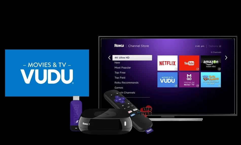 How to Install Vudu on Roku? [Complete Guide]