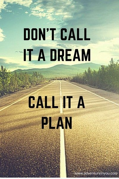 Dont Call It a Dream
