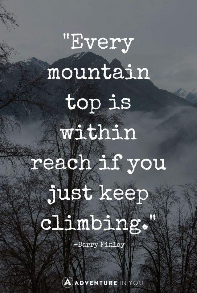 Every Mountain Top