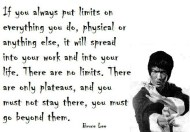 If You Always Put Limits....