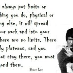 If You Always Put Limits….