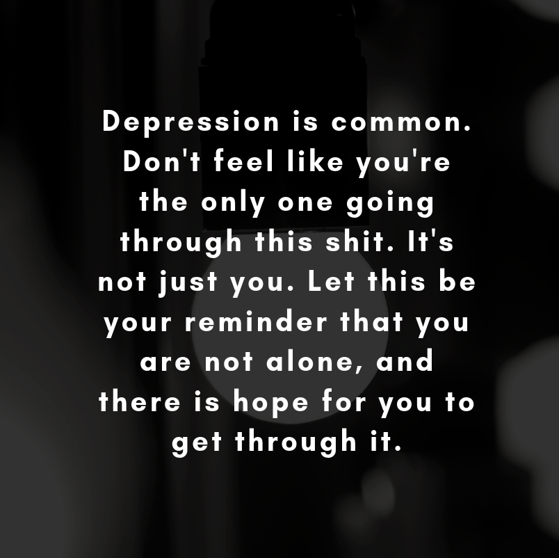 Depression is common