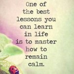 One Of The Best Lessons...
