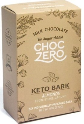 Keto Chocolate Bar Brands